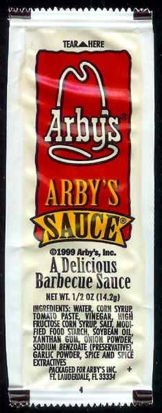 Arby's_Sauce_packet_1999
